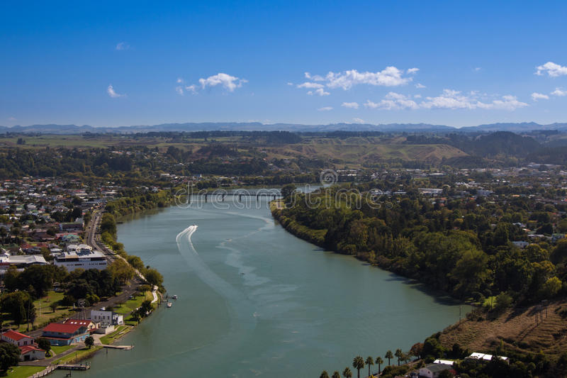 Download Whanganui River stock image. Image of water, landscape - 30572517