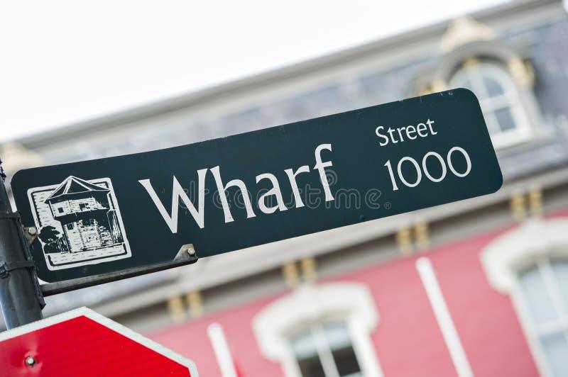 Wharf Street,  Victoria, British Columbia, Canada