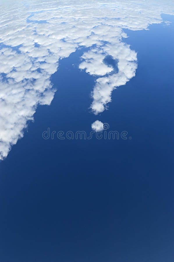 Download What? stock photo. Image of clouds, answers, copy, information - 12493534