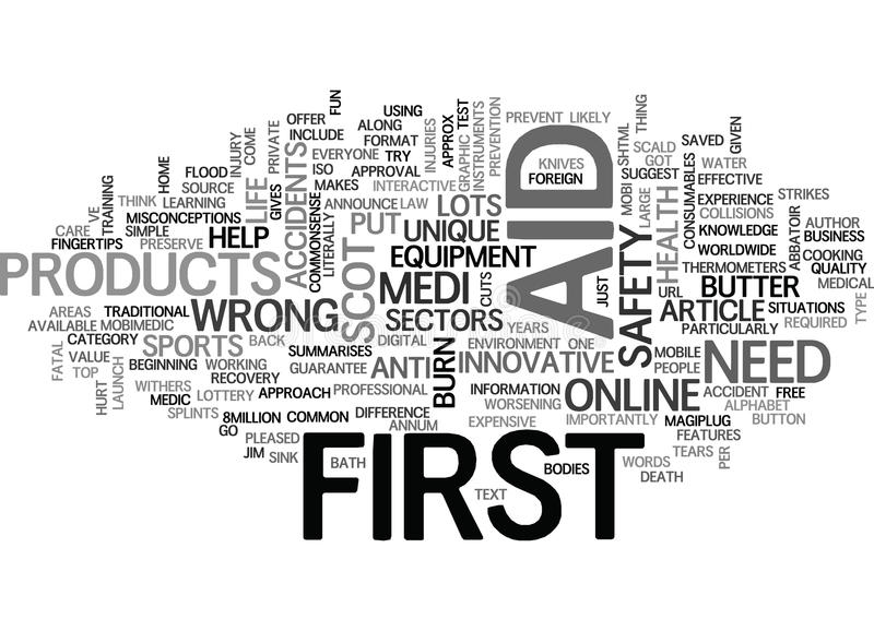 What Is First Aid Word Cloud. WHAT IS FIRST AID TEXT WORD CLOUD CONCEPT vector illustration