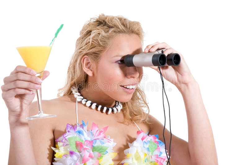 Download What am I seeing?? stock image. Image of curiosity, attractive - 3046027