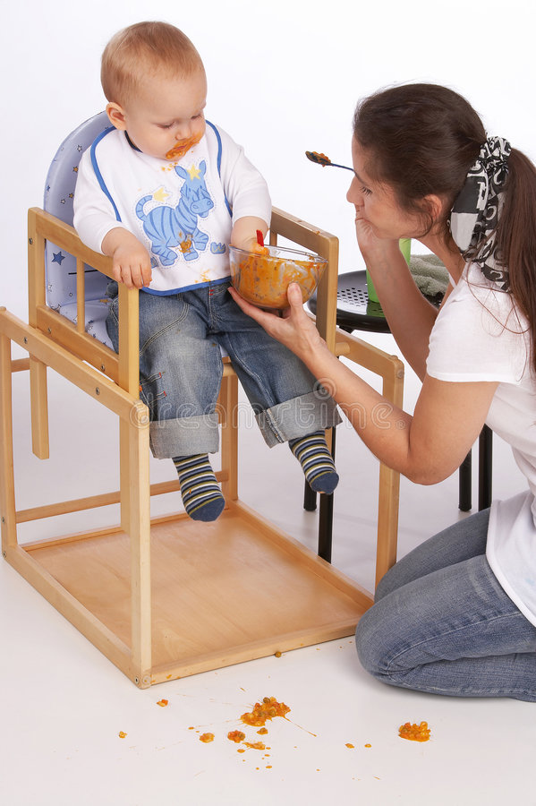 Download What a mess stock image. Image of comforting, child, adopt - 1526495