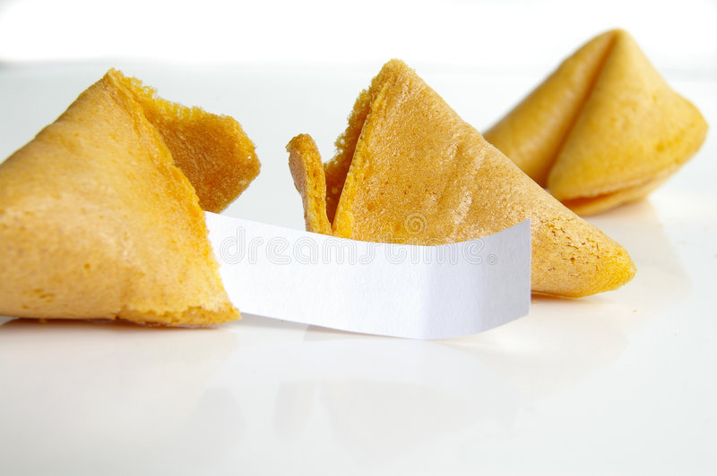 What's your fortune? royalty free stock photo
