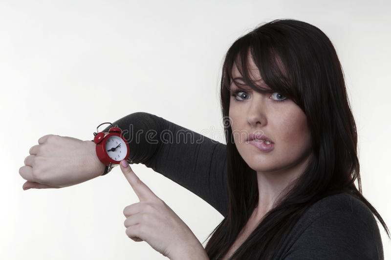 What time do you call this royalty free stock photo