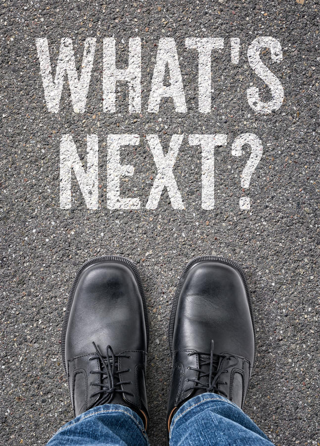 Free Whats Next Stock Images - 49618494