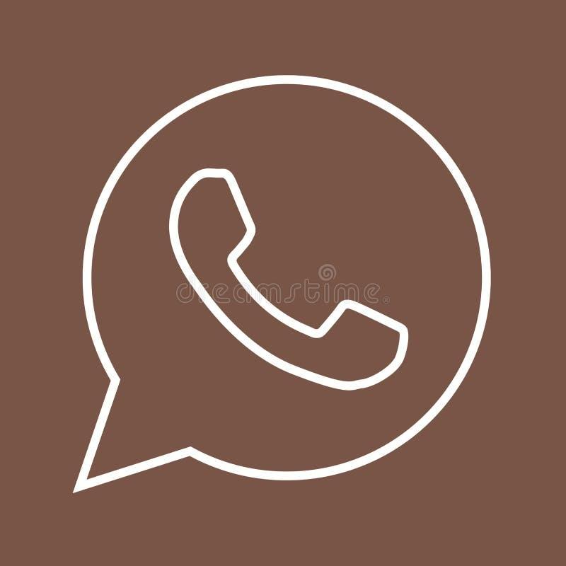 Whatsapp royalty illustrazione gratis