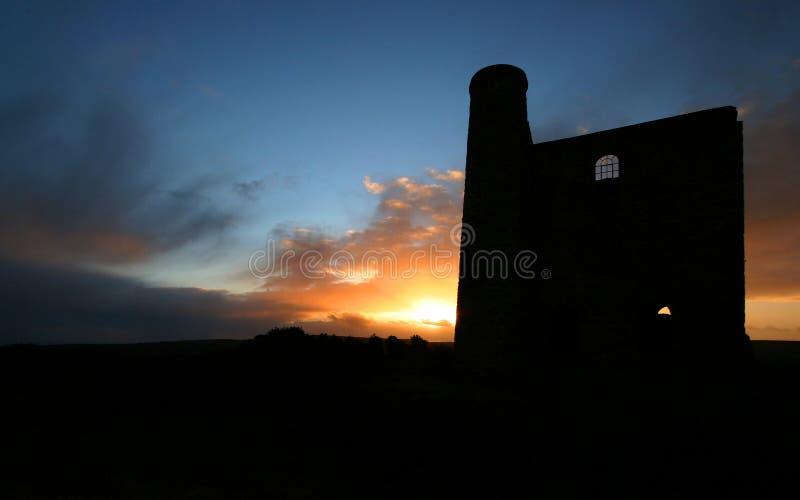 Download Wheal Reeth Perto De Cripplesease Ocidental Foto de Stock - Imagem de janela, arco: 12812452