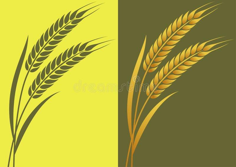 Wheat-1 illustration libre de droits