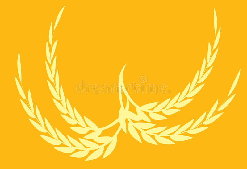 Download Wheat stock vector. Image of derives, leaves, ingredient - 10921226
