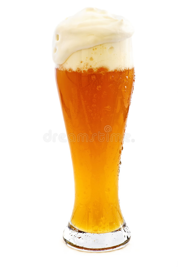 Free Wheat Beer Stock Photography - 9147342