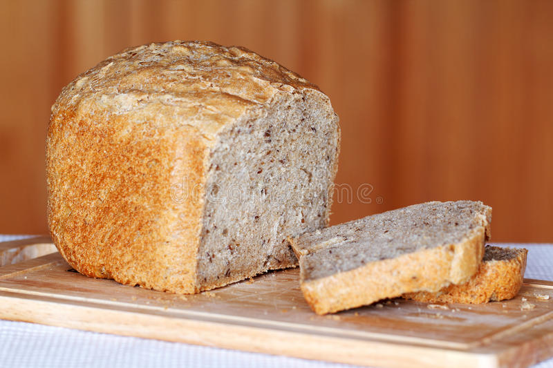 Download Wheat bread stock image. Image of seed, food, flour, toast - 29381993
