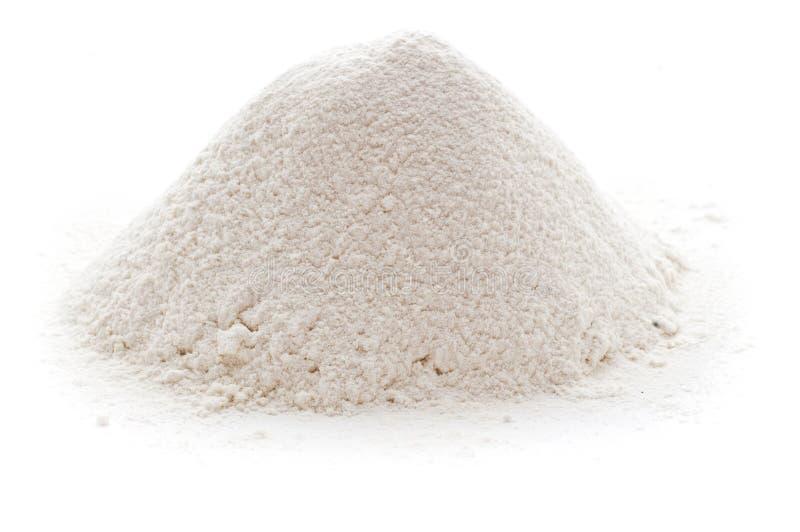 Wheat flour royalty free stock image