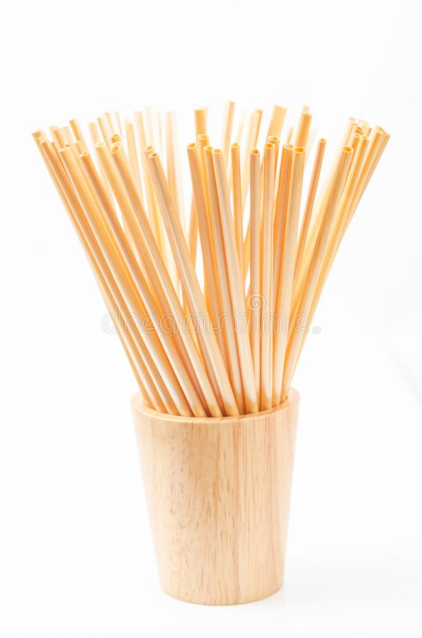 Free Wheat Straw For Drinking Water Royalty Free Stock Photography - 162054187