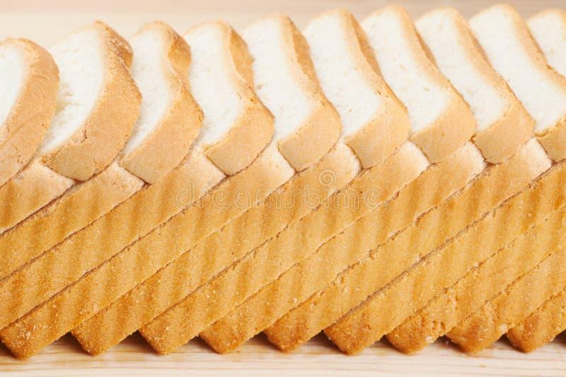 Wheat toast bread royalty free stock photography
