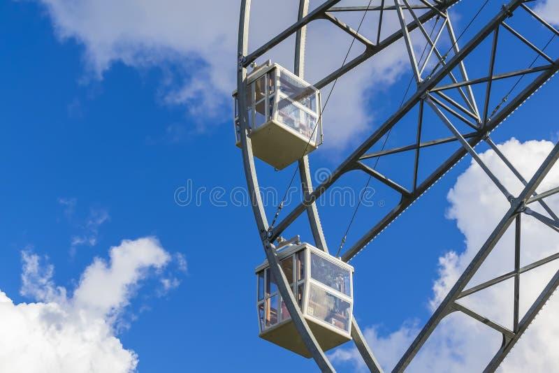 Whee Ferris στοκ φωτογραφίες με δικαίωμα ελεύθερης χρήσης