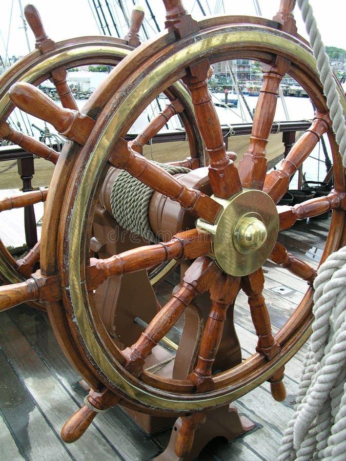 Download Wheel stock image. Image of steering, ocean, rigging, sailing - 10059