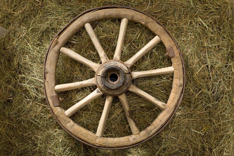 Download Wheel stock image. Image of vintage, cartage, cart, wooden - 25330307