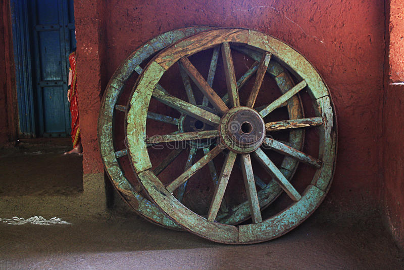 Wheel royalty free stock photos
