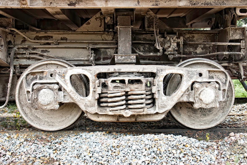 Download Wheel axle from the wagon stock image. Image of movement - 20128833