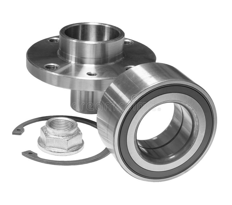 wheel bearing (kit) royalty free stock image
