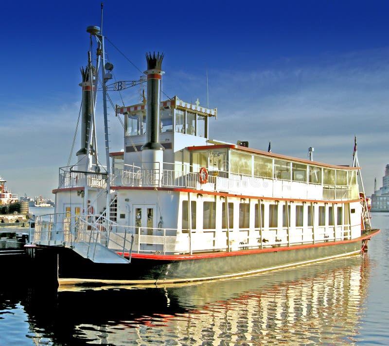 Wheel Boat stock image