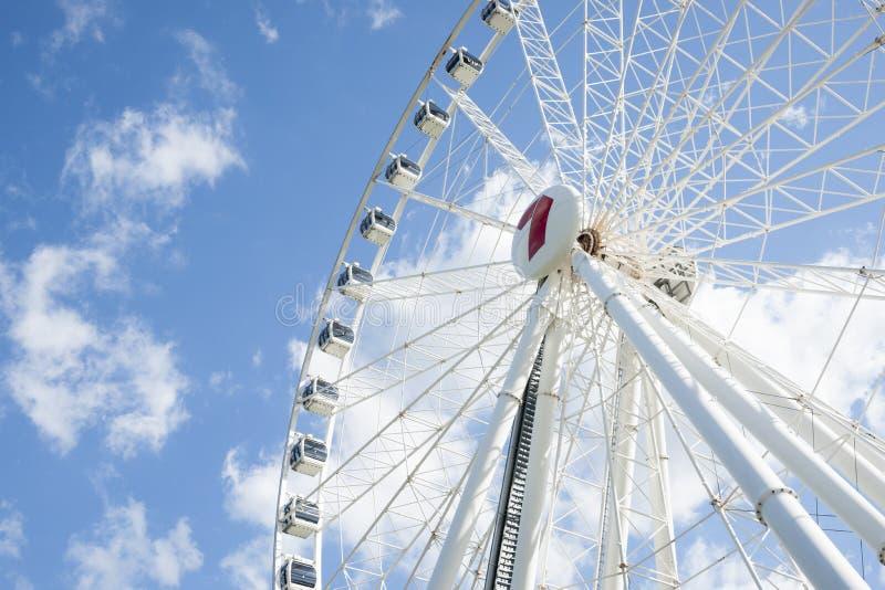 Wheel Of Brisbane. Editorial Photo