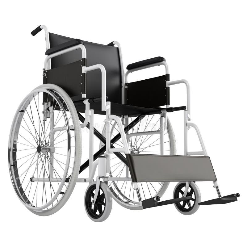 Download Wheel chair stock illustration. Illustration of emergency - 26570101