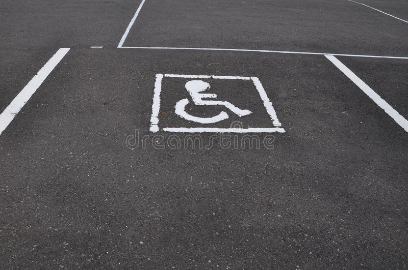 Download Wheel chair symbol stock image. Image of background, designated - 15091973