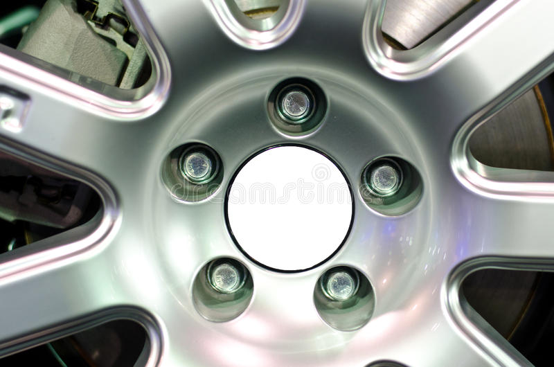 Wheel drive. Is made of alloy stock images