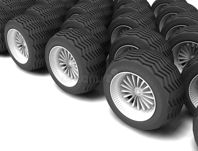 Download Wheel Drive Vehicle Royalty Free Stock Image - Image: 21949576