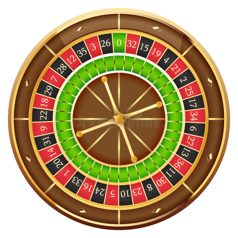 Download Wheel of fortune stock vector. Illustration of roulette - 21892415