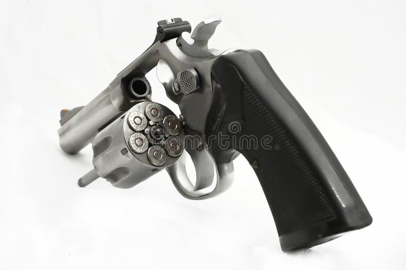 Wheel gun stock photography