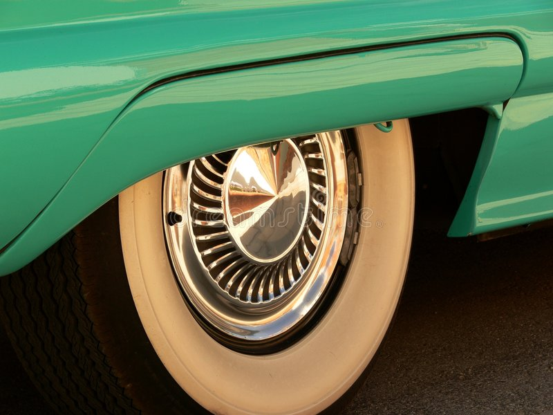 Wheel hub royalty free stock images
