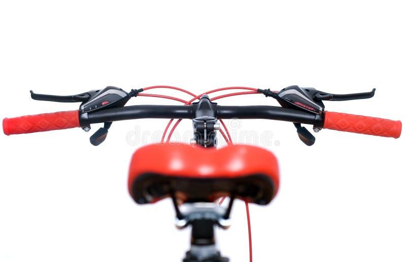 Wheel mountain bike stock image