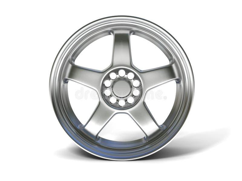 Download Wheel rim stock illustration. Illustration of speed, race - 12342232