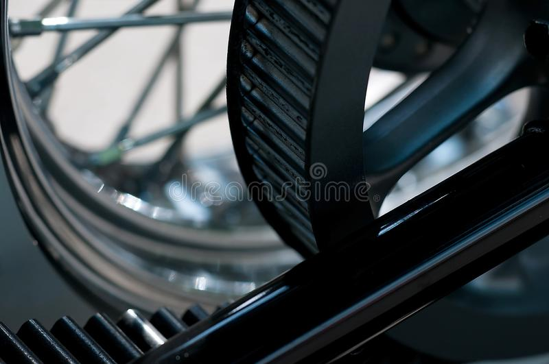 Wheel, Spoke, Light, Close Up royalty free stock images