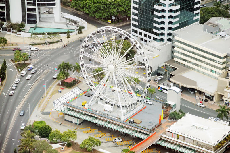 Download Wheel Of Surfers Paradise Stock Photography - Image: 24763502