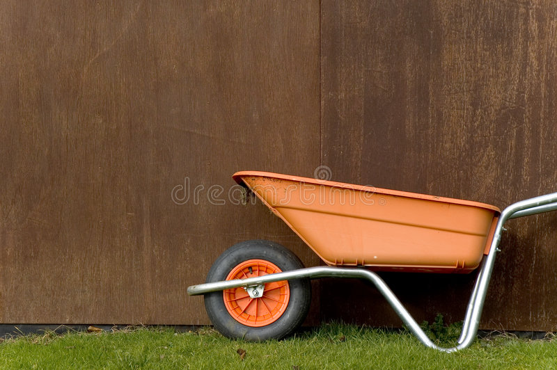 Wheelbarrow4 stockfotografie