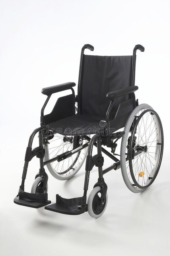 Wheelchair royalty free stock images