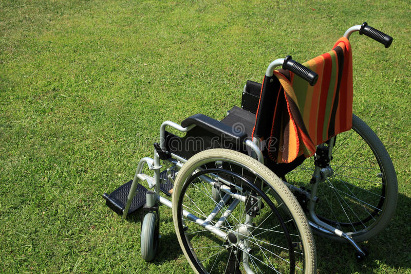 Download Wheelchair stock photo. Image of care, impairment, help - 20751520