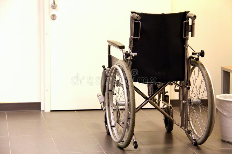 Download Wheelchair hospital stock photo. Image of nobody, clinic - 39105350