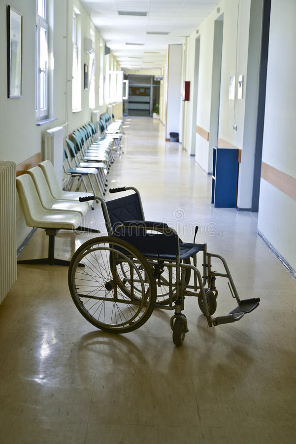 Download Wheelchair At Hospital Stock Photos - Image: 33442283