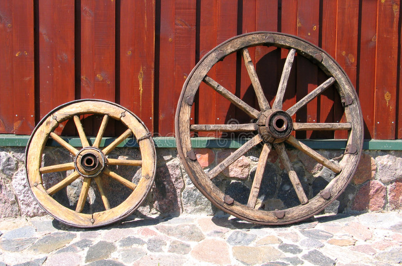Download Wheels Stock Photography - Image: 165212