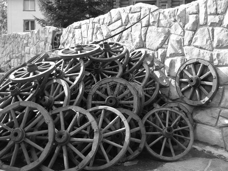 Wheels Royalty Free Stock Photos