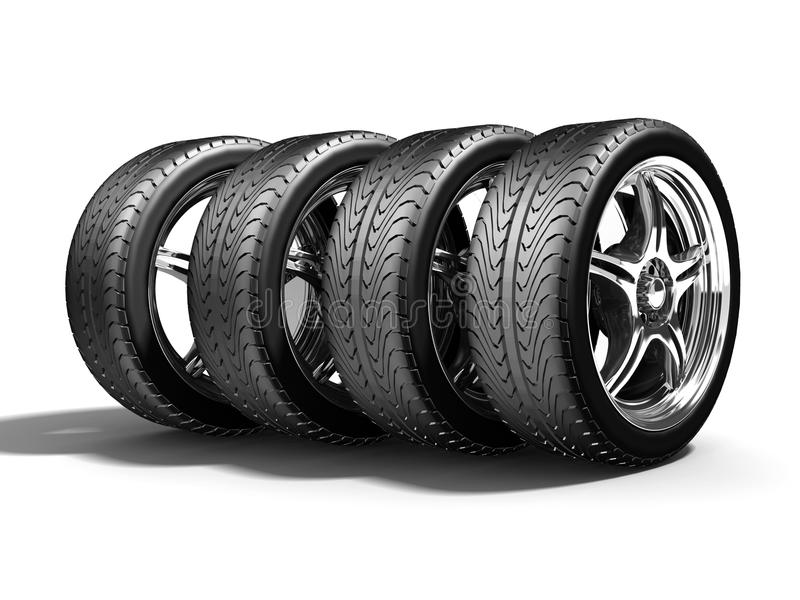 Download Wheels Stock Images - Image: 27075374