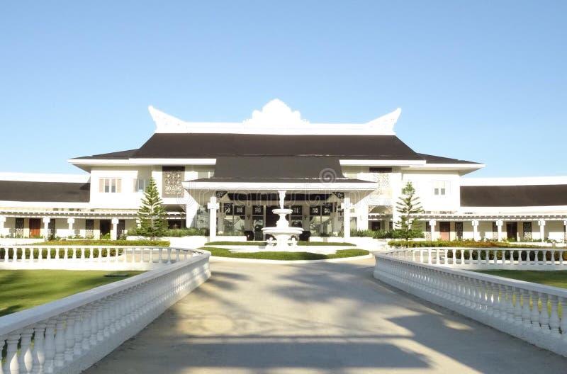 The Royal Villa royalty free stock photography