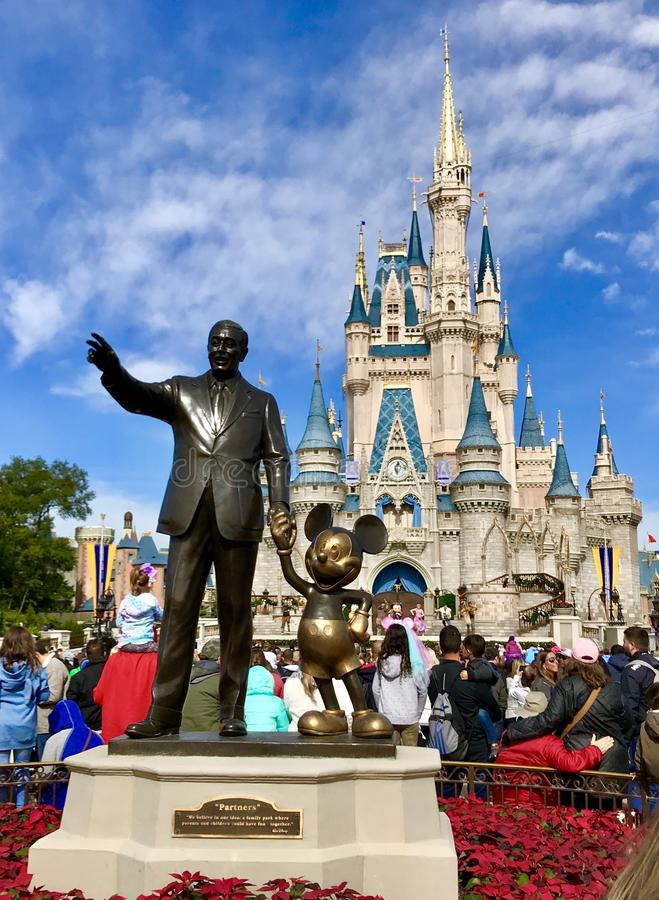 Where dreams come true royalty free stock image