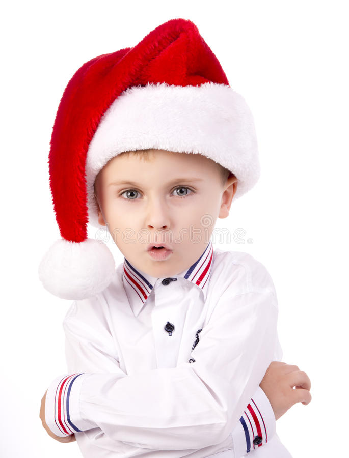 Download Where is Santa ? stock image. Image of holiday, xmas - 27977767