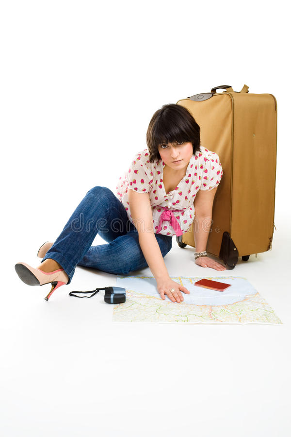 Where To Travel? Stock Images