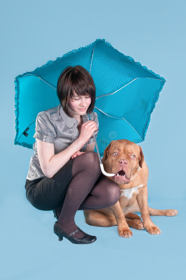 Which Umbrella Is This? Royalty Free Stock Images